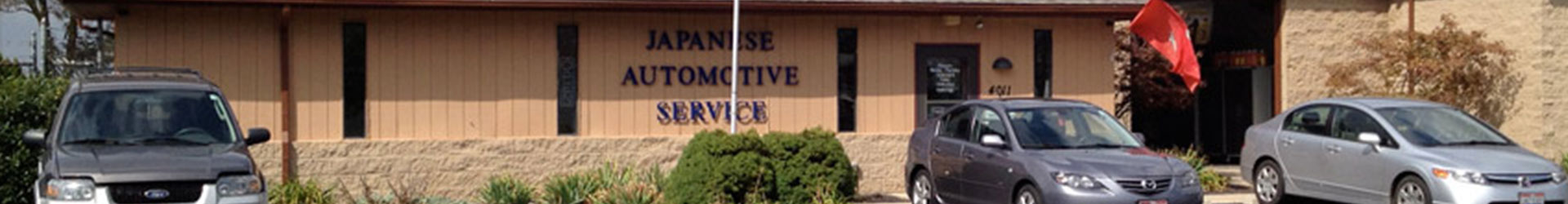 Japanese Automotive Service